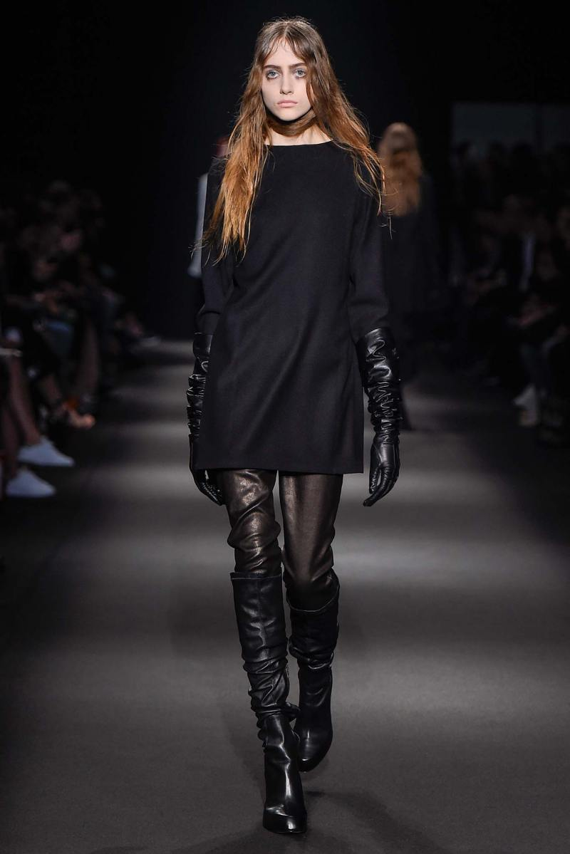 Ann Demeulemeester Ready to Wear FW 2015 PFW (11)