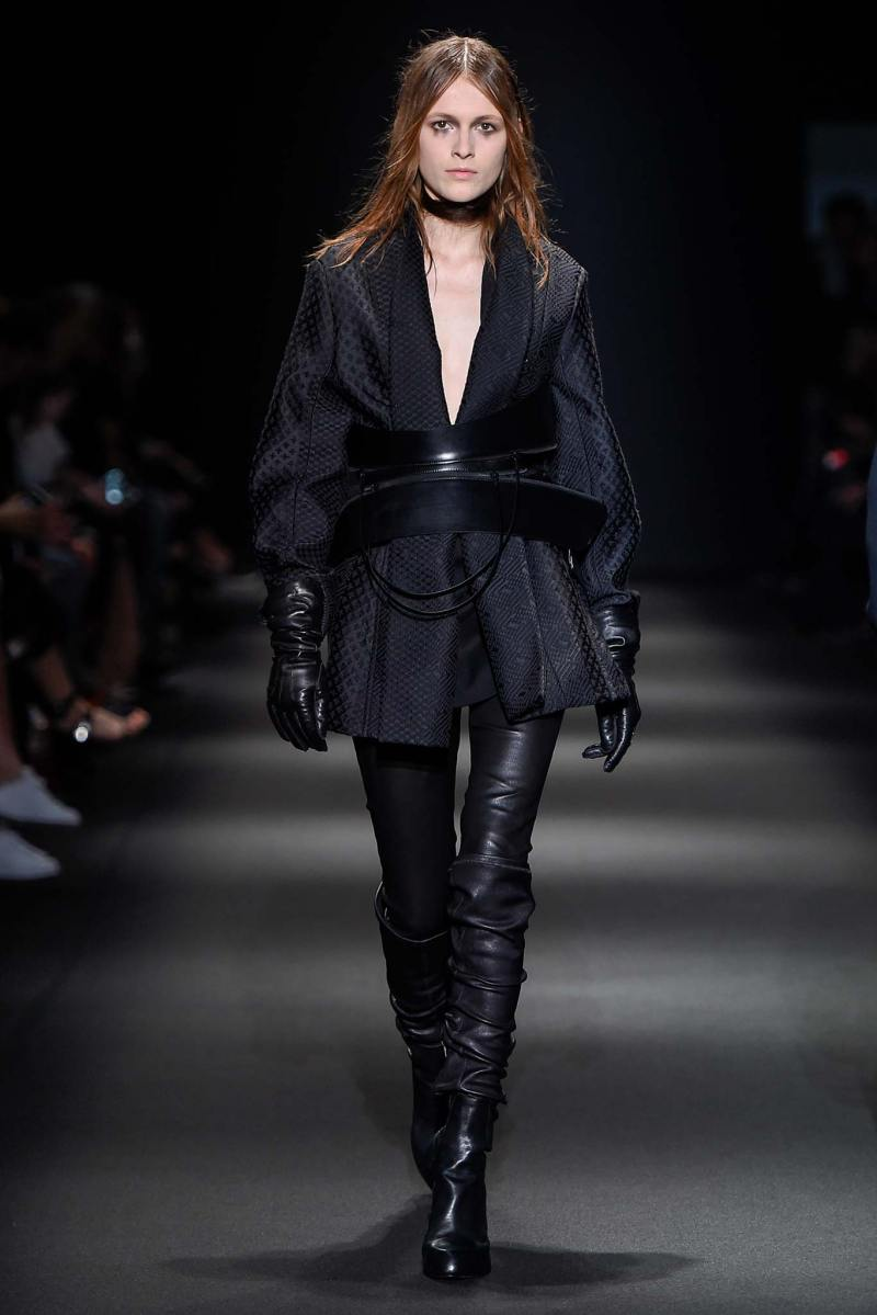 Ann Demeulemeester Ready to Wear FW 2015 PFW (16)