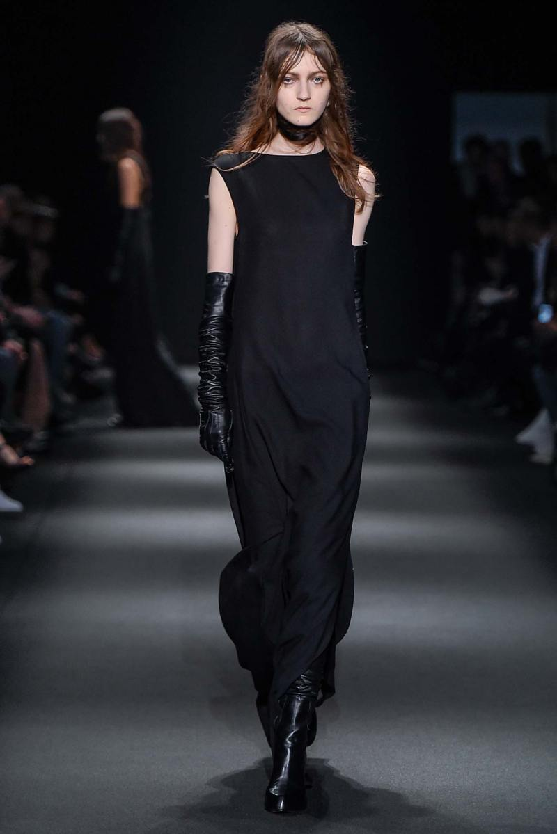 Ann Demeulemeester Ready to Wear FW 2015 PFW (26)