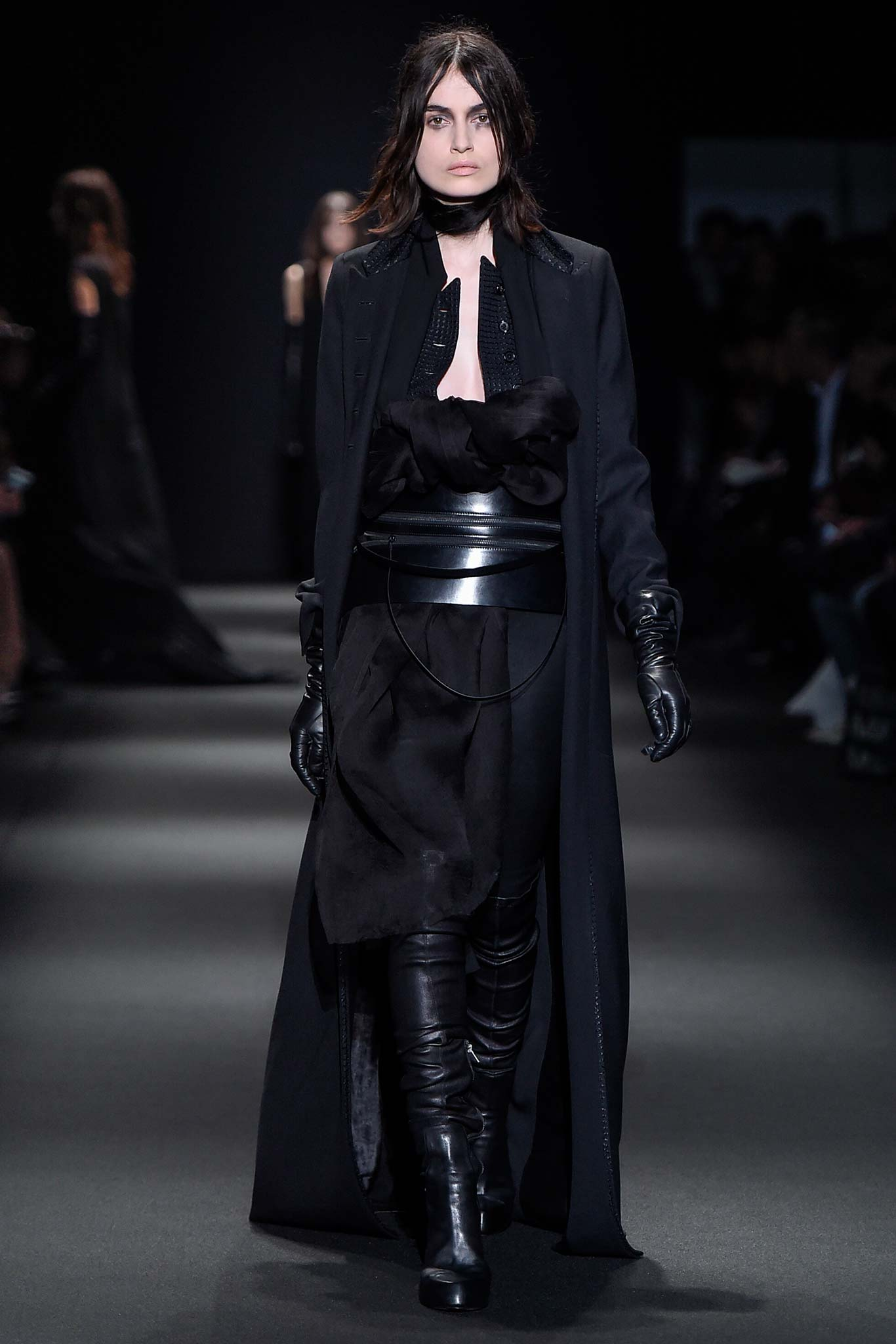 Ann Demeulemeester Ready to Wear F/W 2015 PFW