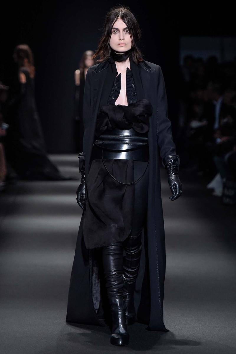 Ann Demeulemeester Ready to Wear FW 2015 PFW (27)