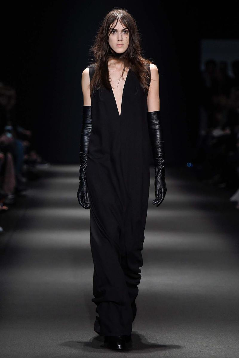 Ann Demeulemeester Ready to Wear FW 2015 PFW (28)