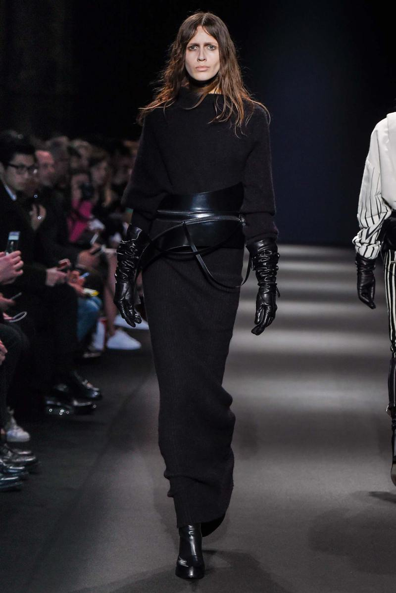 Ann Demeulemeester Ready to Wear FW 2015 PFW (7)