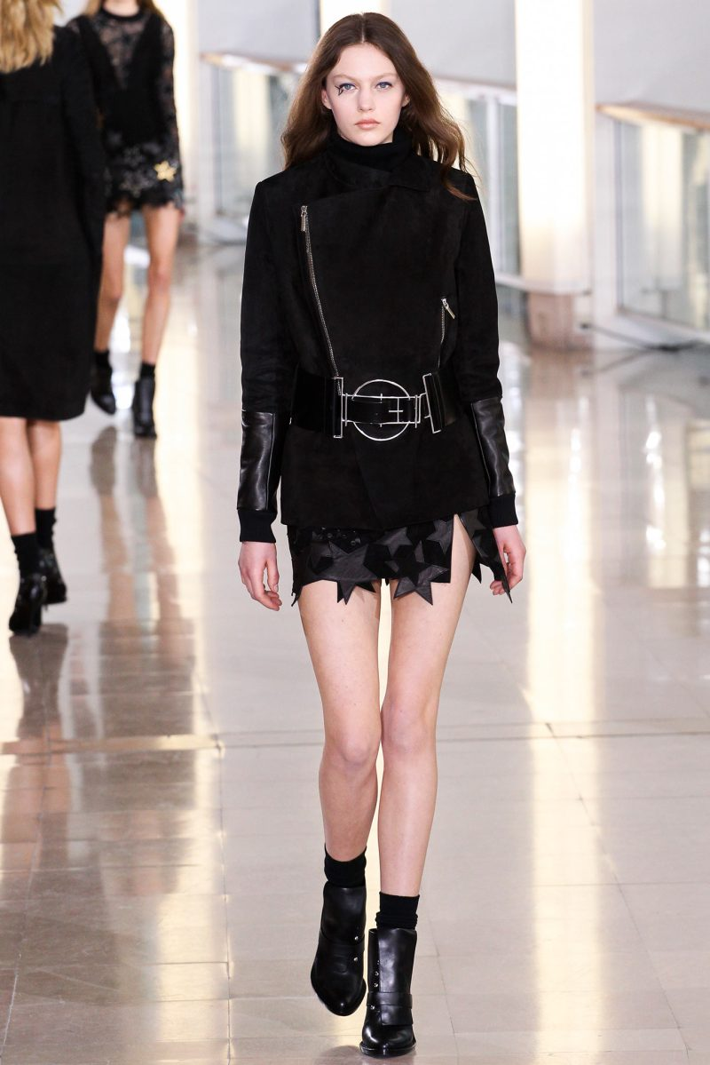 Anthony Vaccarello Ready to Wear FW 2015 PFW (16)