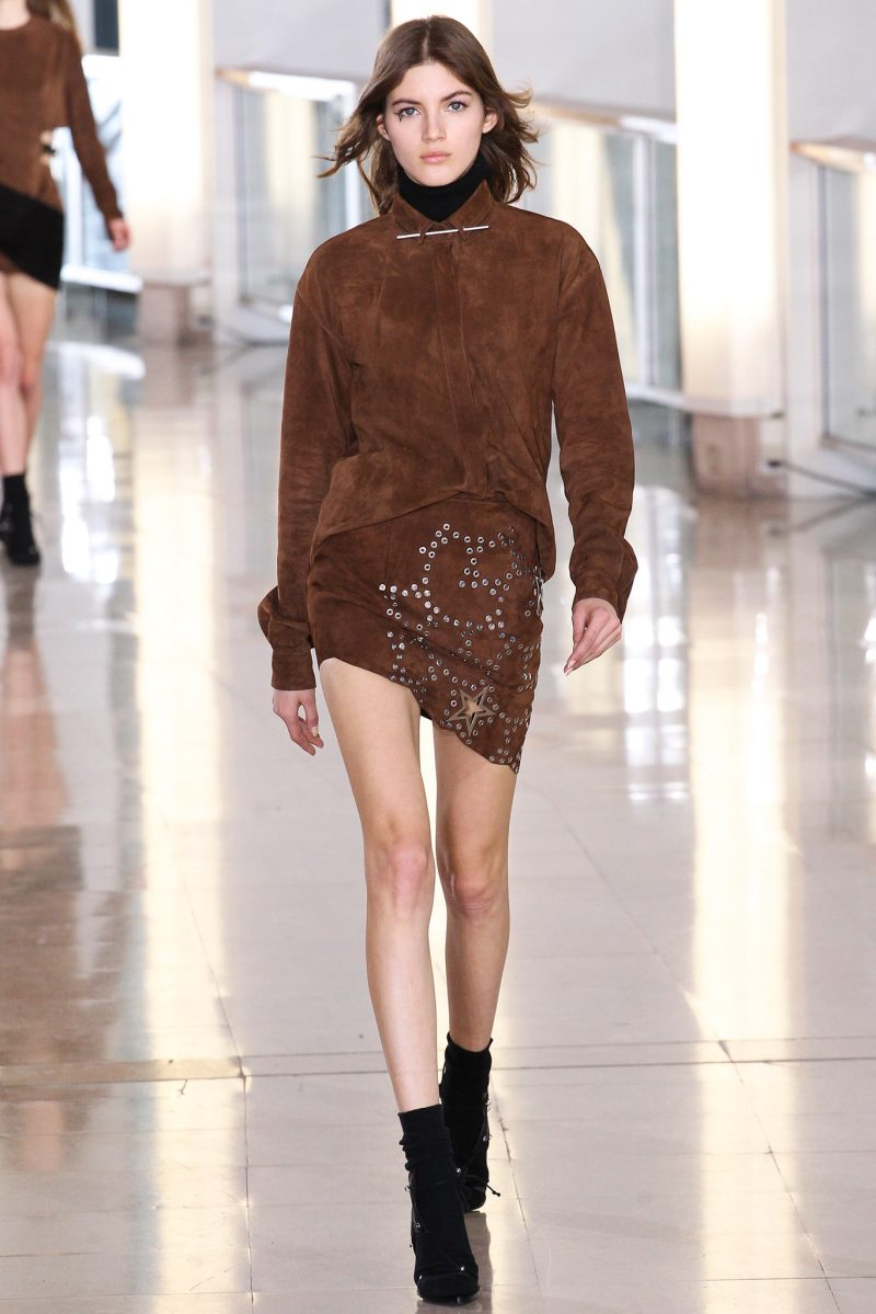 Anthony Vaccarello Ready to Wear FW 2015 PFW (18)