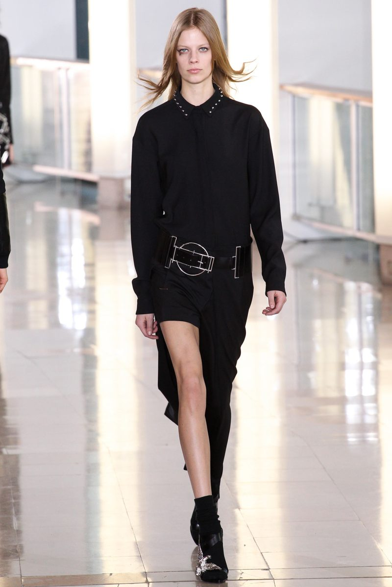 Anthony Vaccarello Ready to Wear FW 2015 PFW (2)