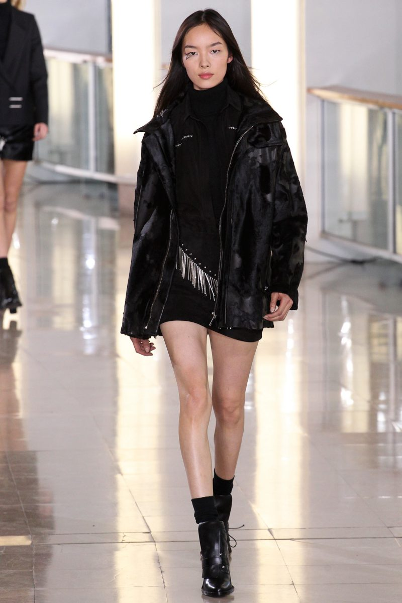 Anthony Vaccarello Ready to Wear FW 2015 PFW (29)