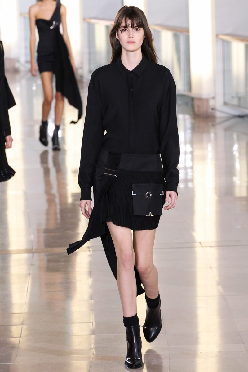 Anthony Vaccarello Ready to Wear FW 2015 PFW (8)