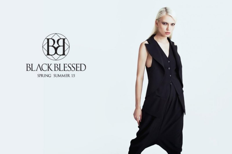 BLACKBLESSED SS 2015 Campaign