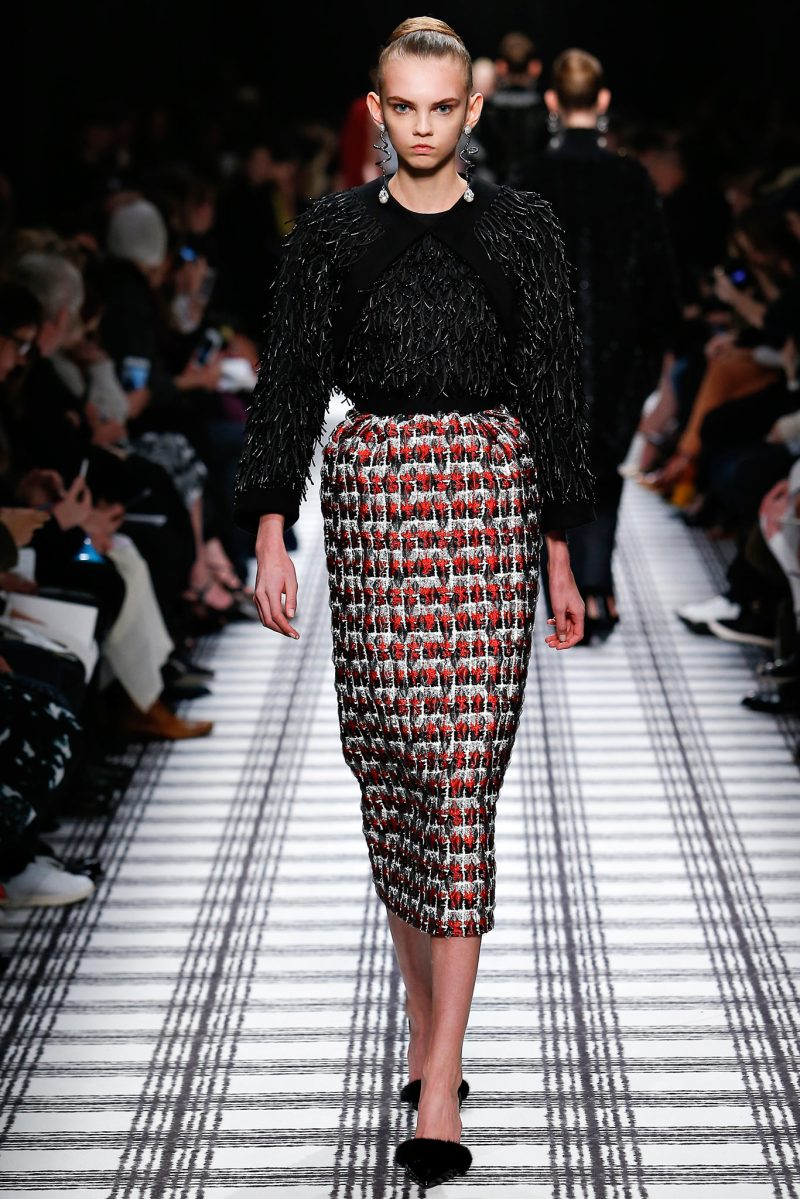 Balenciaga Ready to Wear FW 2015 PFW (13)