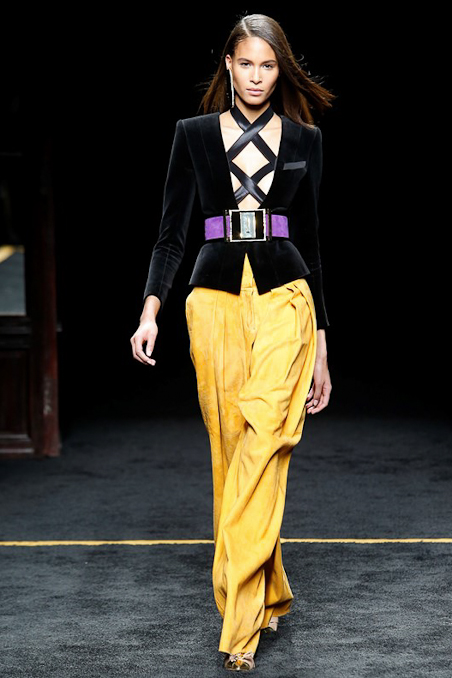 Balmain Ready to Wear FW 2015 PFW (16)