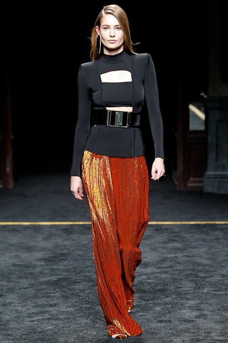 Balmain Ready to Wear FW 2015 PFW (22)