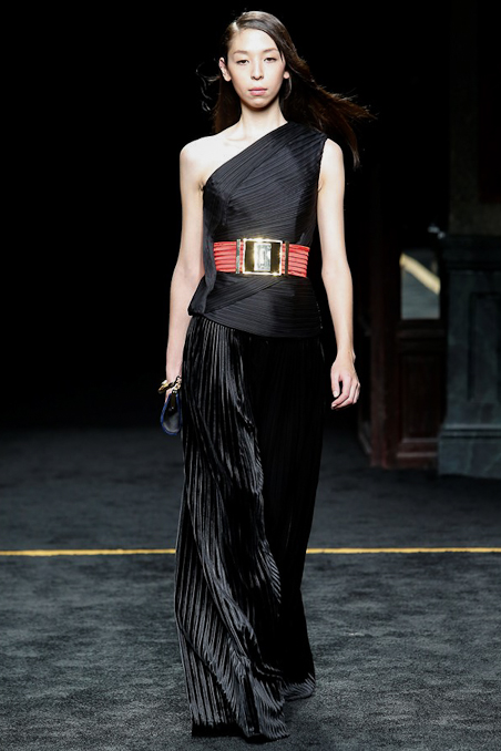 Balmain Ready to Wear FW 2015 PFW (5)