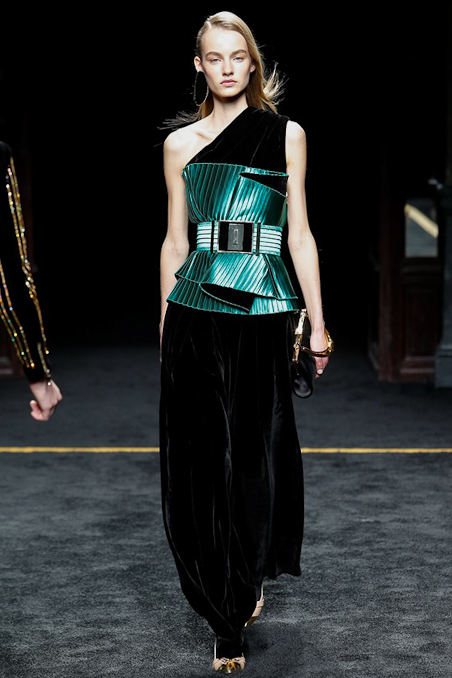 Balmain Ready to Wear FW 2015 PFW (51)