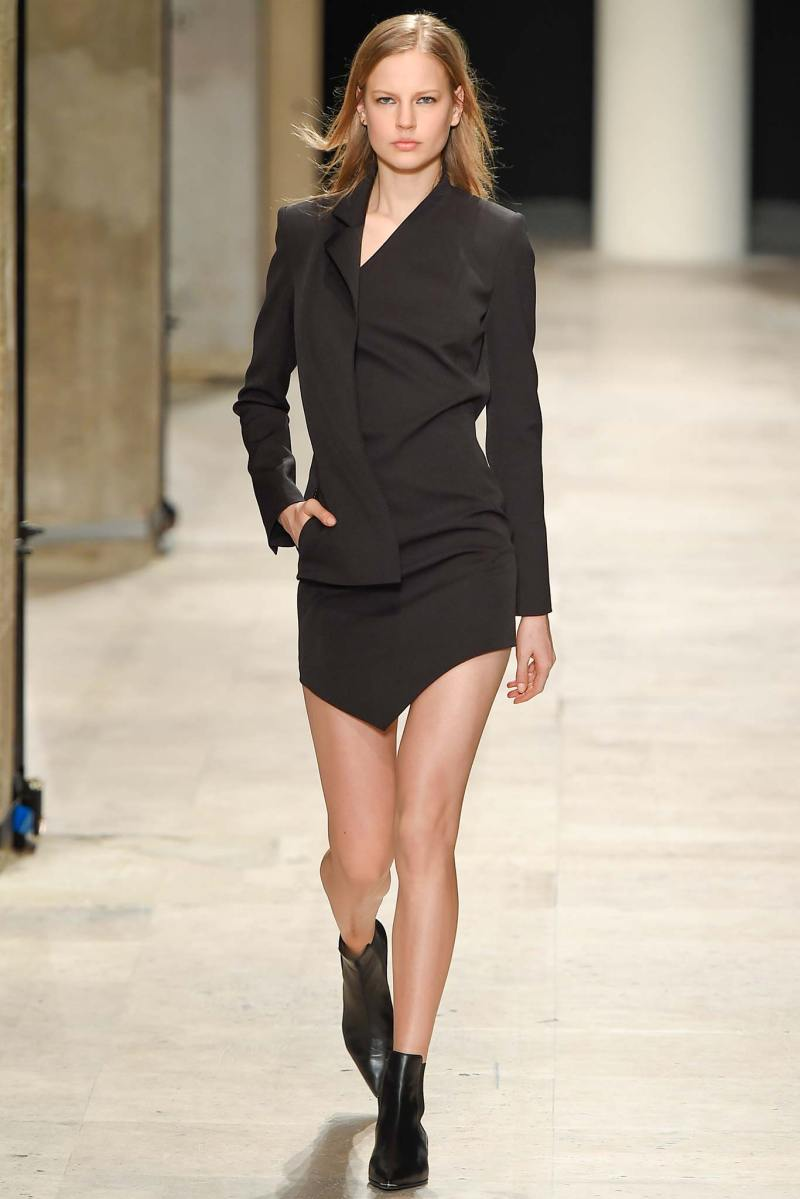 Barbara Bui Ready to Wear FW 2015 PFW (7)