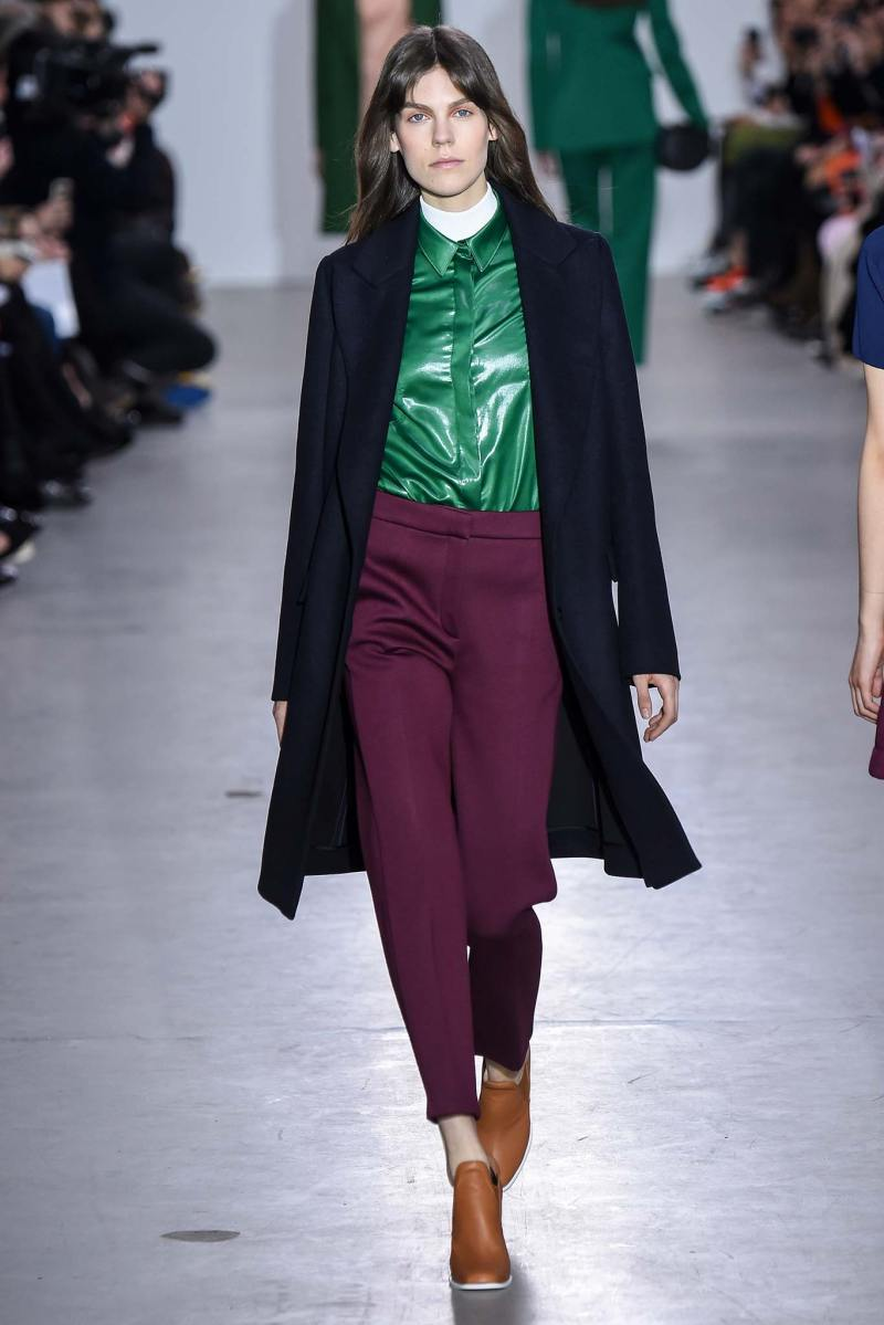 Cédric Charlier Ready to Wear FW 2015 PFW (11)