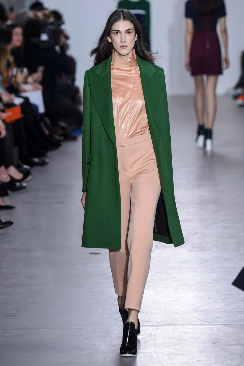 Cédric Charlier Ready to Wear FW 2015 PFW (12)