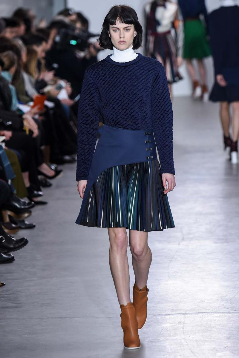 Cédric Charlier Ready to Wear FW 2015 PFW (19)