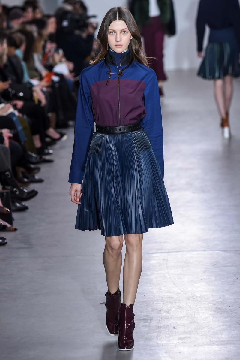 Cédric Charlier Ready to Wear FW 2015 PFW (21)