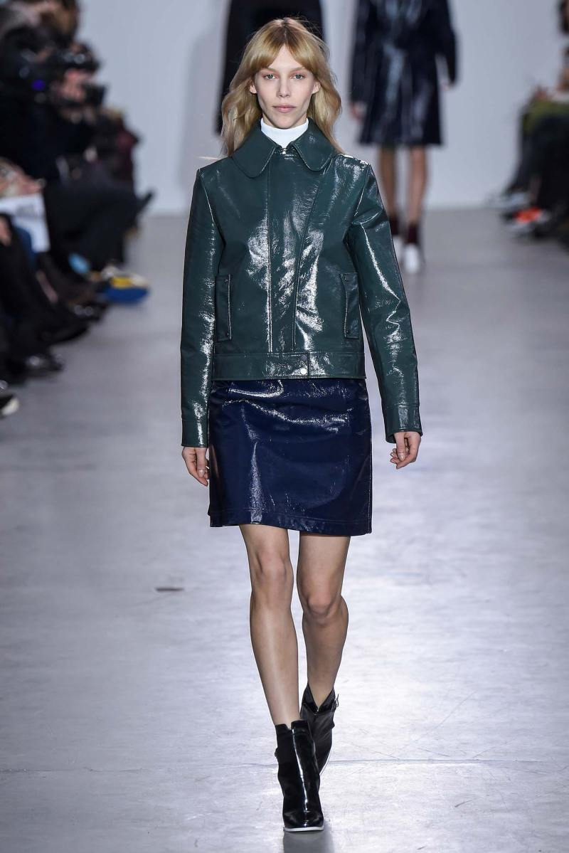 Cédric Charlier Ready to Wear FW 2015 PFW (29)