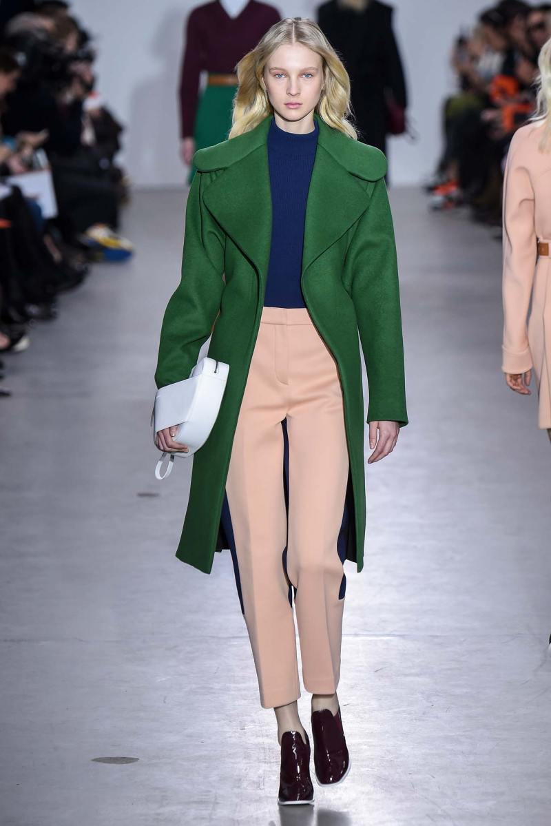 Cédric Charlier Ready to Wear FW 2015 PFW (3)