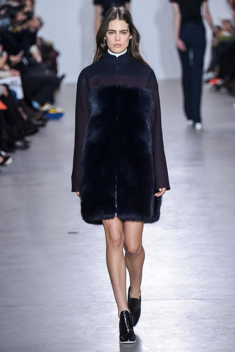 Cédric Charlier Ready to Wear FW 2015 PFW (30)