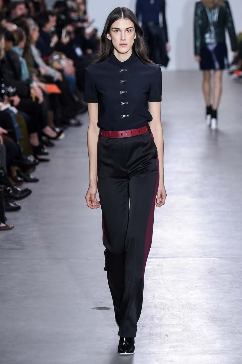 Cédric Charlier Ready to Wear FW 2015 PFW (31)