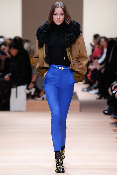Carven Ready to Wear FW 2015 PFW (15)