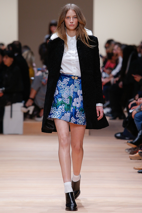 Carven Ready to Wear FW 2015 PFW (18)