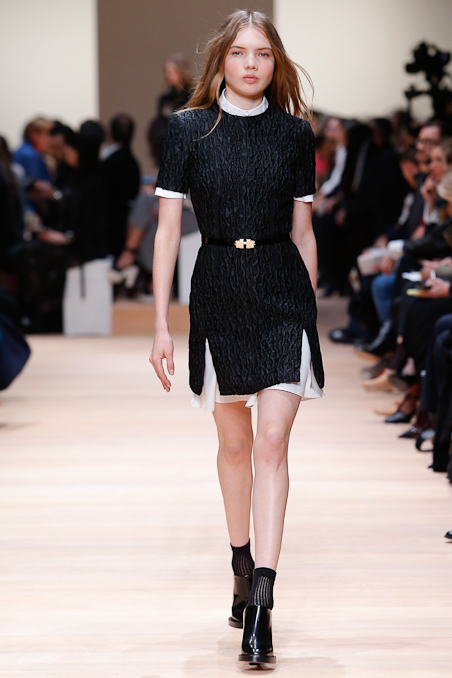 Carven Ready to Wear FW 2015 PFW (23)