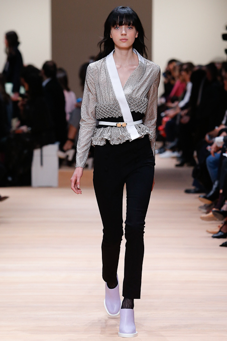 Carven Ready to Wear FW 2015 PFW (34)