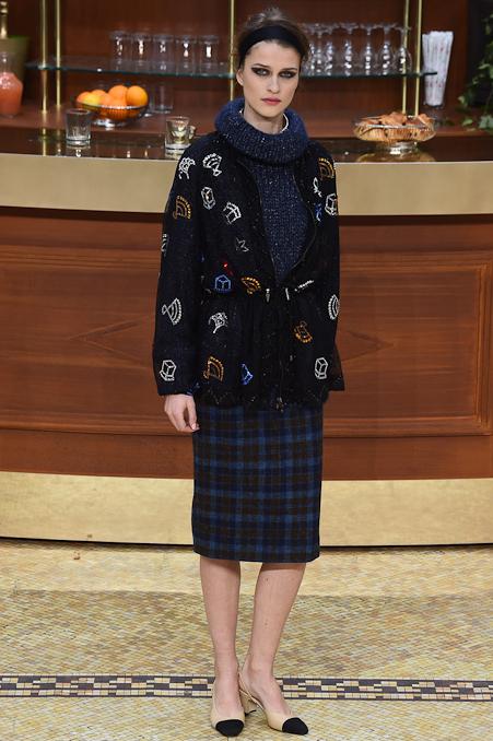 Chanel Ready to Wear FW 2015 PFW (14)