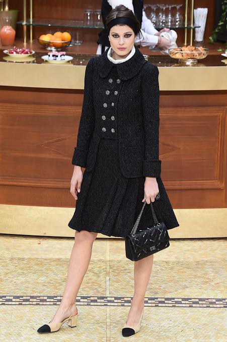 Chanel Ready to Wear FW 2015 PFW (46)