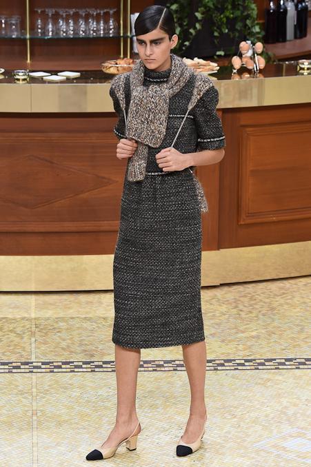 Chanel Ready to Wear FW 2015 PFW (55)