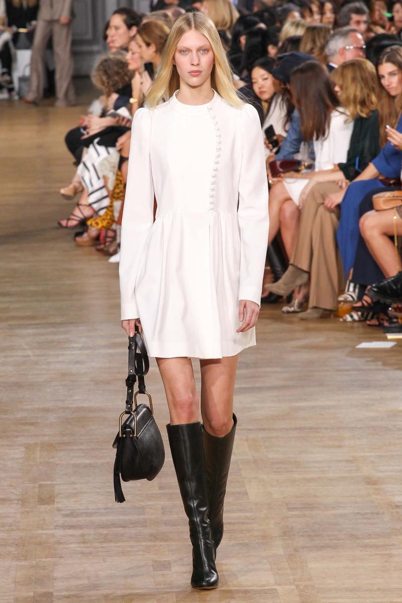 Chloé Ready to Wear FW 2015 PFW (6)