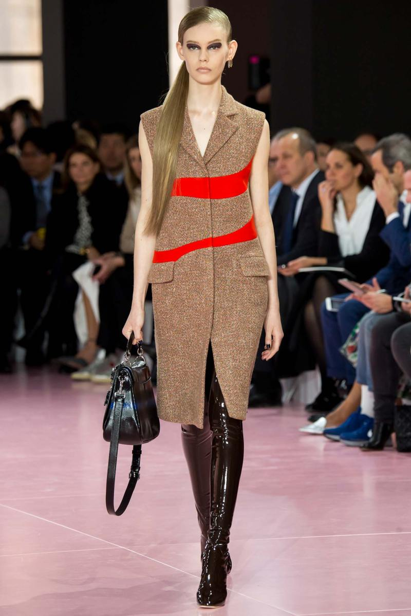 Christian Dior Ready to Wear fw 2015 pfw (41)