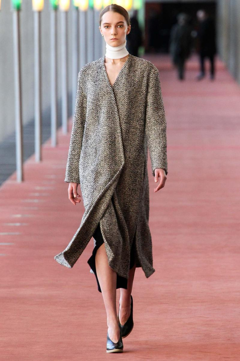 Christophe Lemaire Ready to Wear FW 2015 PFW (1)