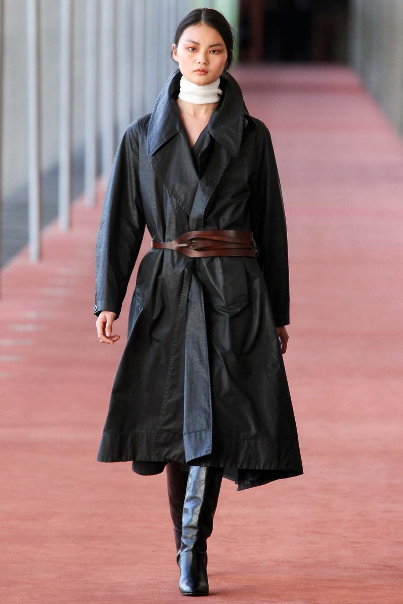 Christophe Lemaire Ready to Wear FW 2015 PFW (23)