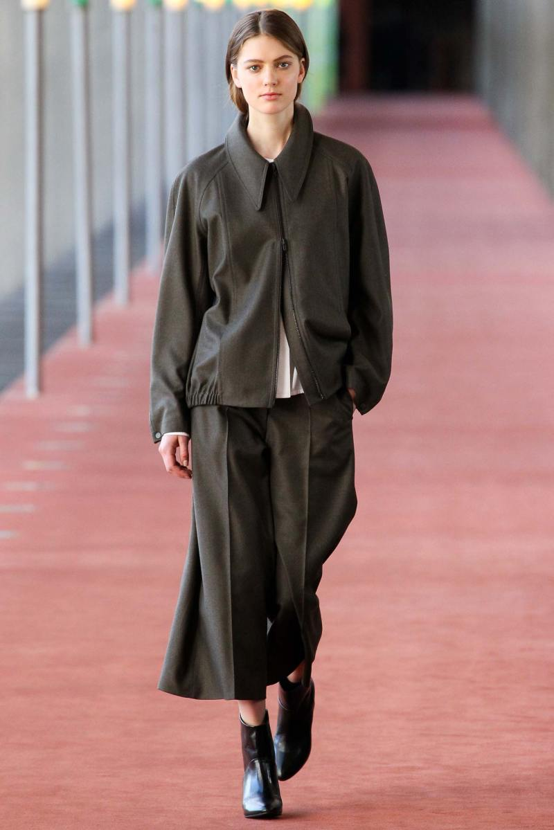 Christophe Lemaire Ready to Wear FW 2015 PFW (24)