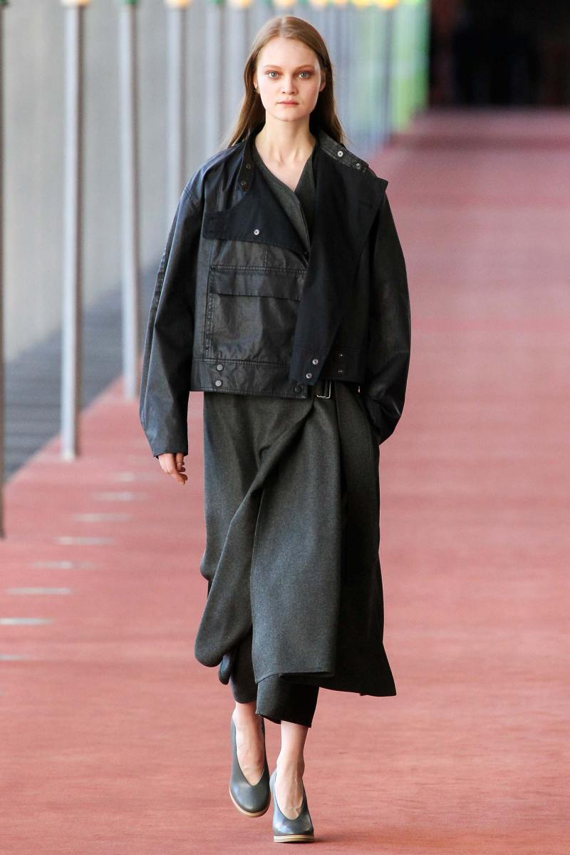 Christophe Lemaire Ready to Wear FW 2015 PFW (26)