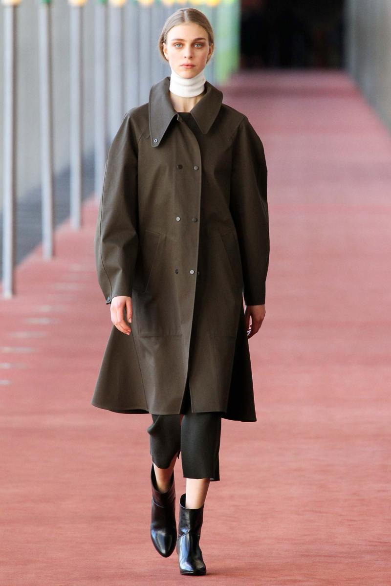 Christophe Lemaire Ready to Wear FW 2015 PFW (27)