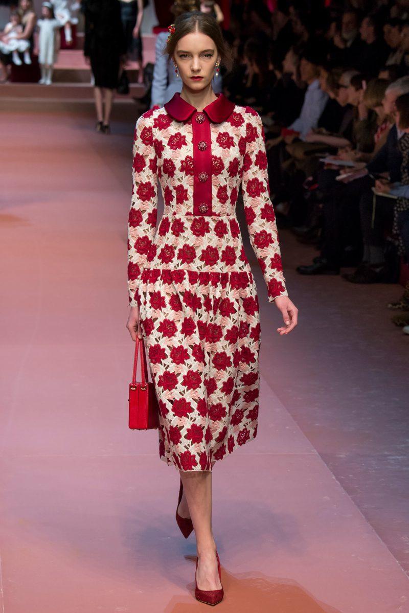 Dolce & Gabbana Ready to Wear FW 2015 MFW (21)