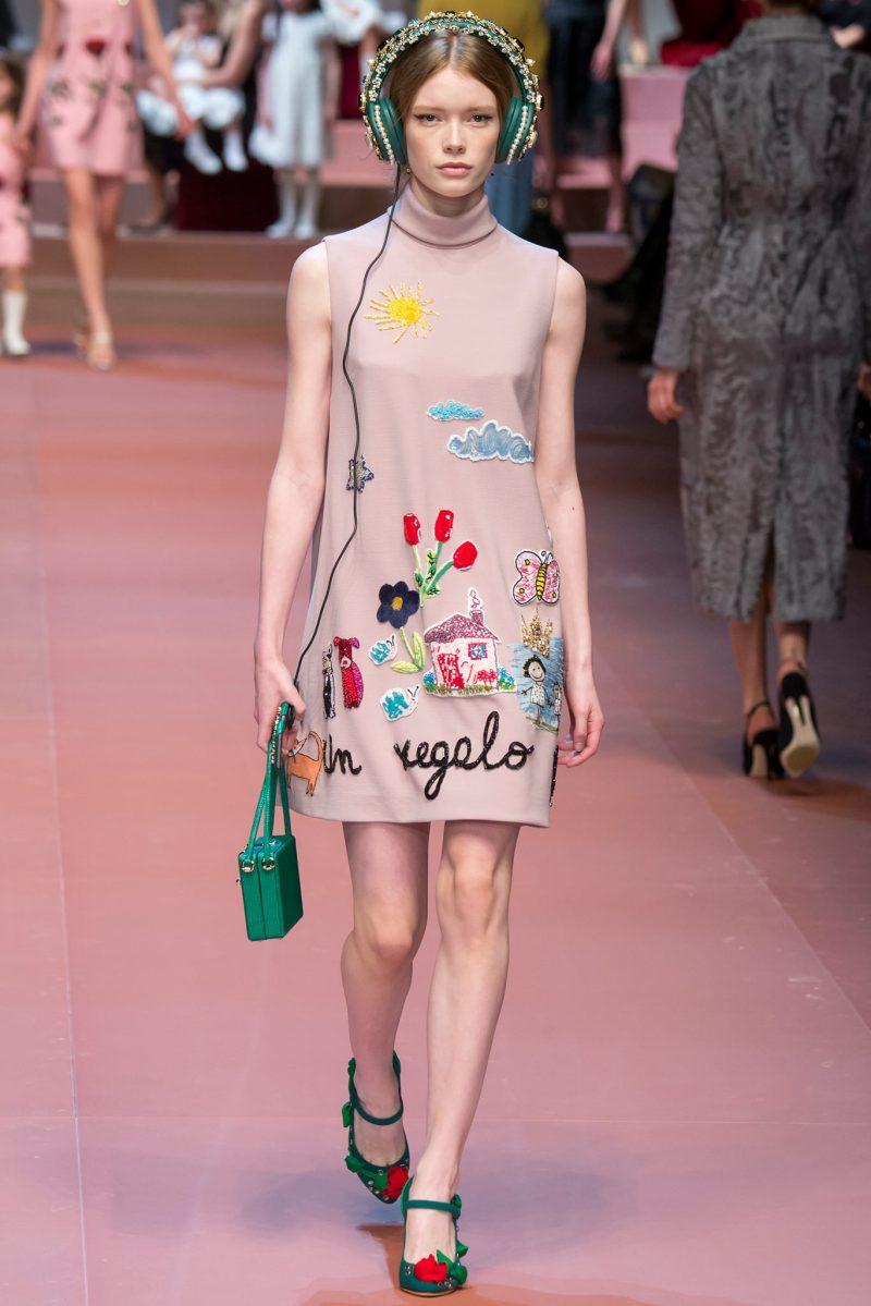 Dolce & Gabbana Ready to Wear FW 2015 MFW (27)
