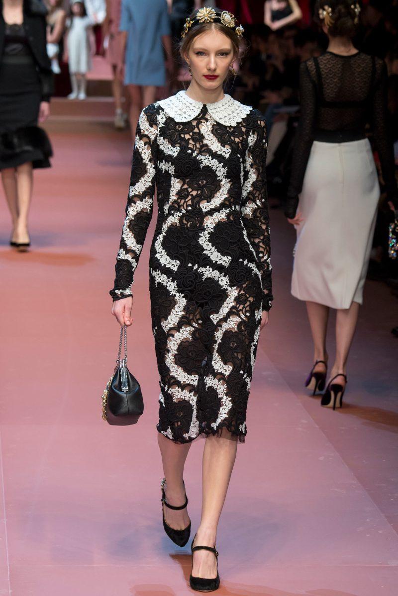 Dolce & Gabbana Ready to Wear FW 2015 MFW (33)