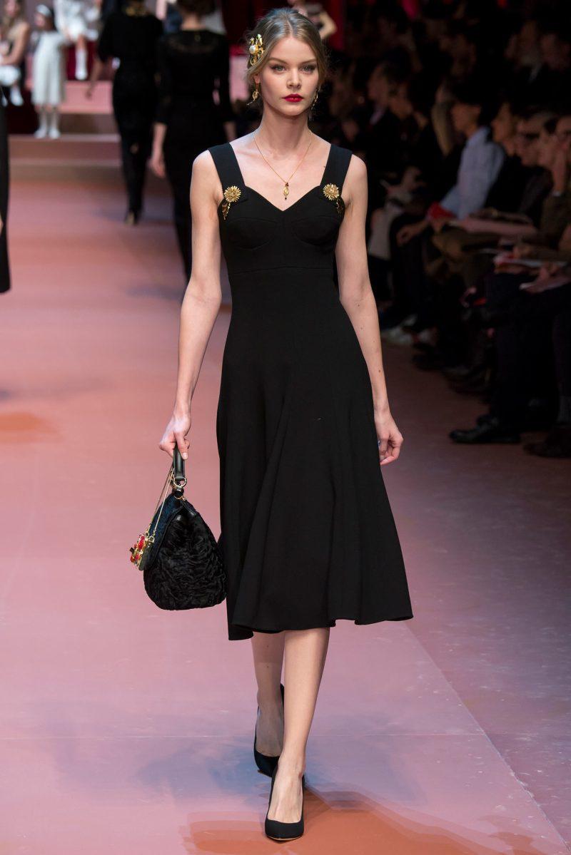 Dolce & Gabbana Ready to Wear FW 2015 MFW (39)
