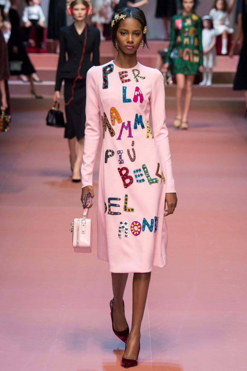 Dolce & Gabbana Ready to Wear FW 2015 MFW (46)