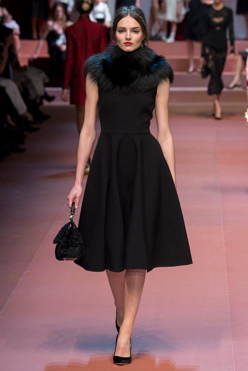 Dolce & Gabbana Ready to Wear FW 2015 MFW (53)