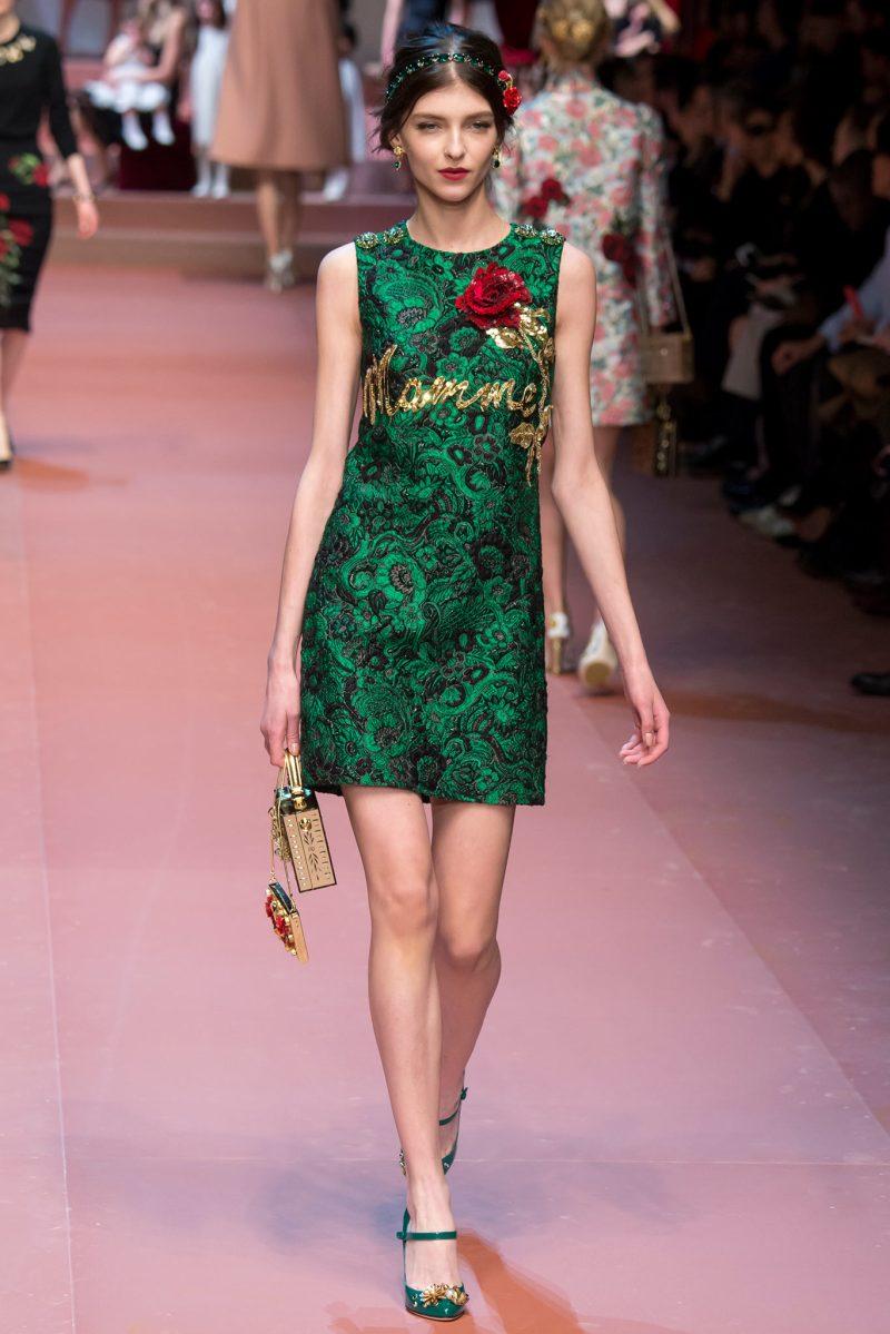 Dolce & Gabbana Ready to Wear FW 2015 MFW (67)