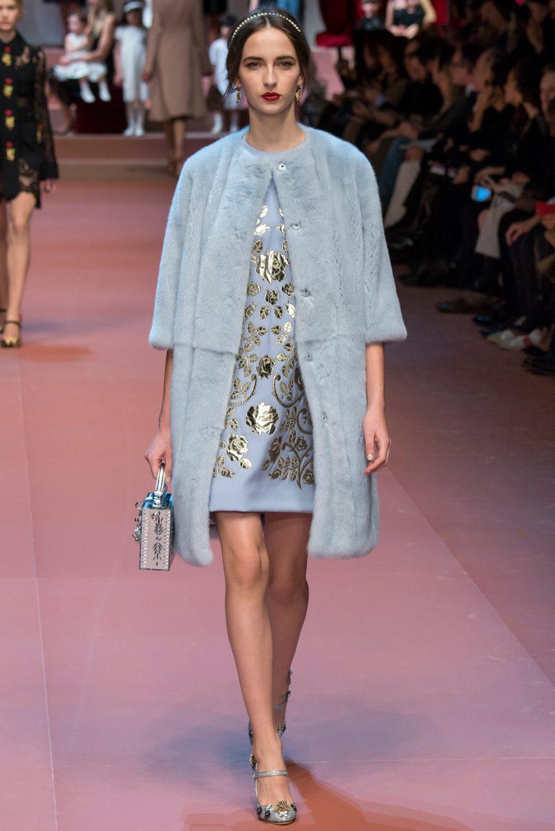 Dolce & Gabbana Ready to Wear FW 2015 MFW (9)