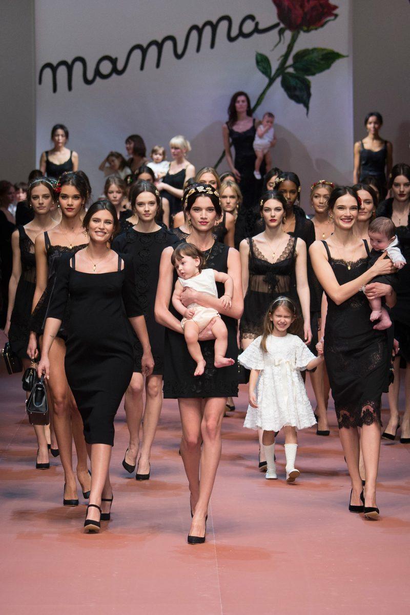 Dolce & Gabbana Ready to Wear FW 2015 MFW (90)